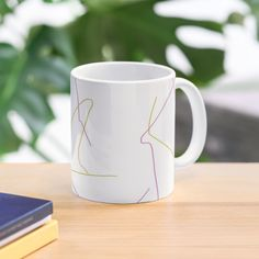 """""""Artist in the making artistic abstract brush strokes """" Mug by camilaheart Transparent Stickers, Brush Strokes, Iphone Cases, Presents, Mugs, Abstract, Tableware, Artist, Gifts"""