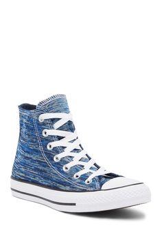 5cc6f81ece46 Chuck Taylor All Star Pattern High Top Sneaker (Women)