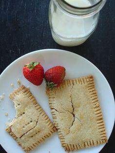 Saturday Morning Cartoons and Poptarts | Fork and Beans...gluten free vegan pop tarts