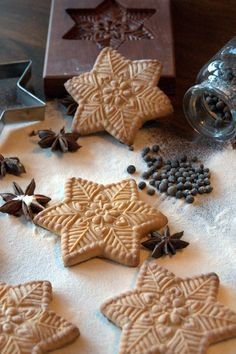 Turku Gingerbread: Finnish Cream Gingerbread