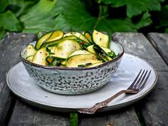 Pickles, Potato Salad, Cucumber, Food And Drink, Potatoes, Keto, Vegetables, Ethnic Recipes, Potato