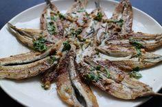 Mariscos y pescados de  #Cantabria #Spain