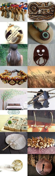 Nature's Way  by Jo Stamatakis on Etsy--Pinned with TreasuryPin.com #autumngifts