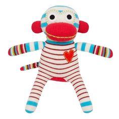 HickUps Sokaapje | KNUFFELS | Atelier Kiddies - quirky kids stuff Fair trade