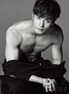 Sung Hoon for Sure Korea November 2015.