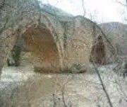 Meydan bridge-Constructive: Seljuks-Built year: 1259-Rebuilt: Ottoman Sultan IV. Murad-Rebuilt year: 1623-Arapgir-Malatya