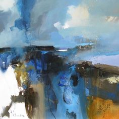 'Journey North, Winter @thompsonsgallery London until 22nd December #peterwileman #painting #oilpainting #art
