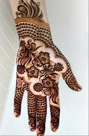 Shaded mehndi designs look absolutely beautiful and add a touch of glamour and elegance! Let's take a look at some of the most beautiful shaded mehndi designs that you could try. Mehandi Designs, New Mehndi Designs Images, Cool Henna Designs, Latest Henna Designs, Mehndi Designs Book, Mehndi Design Photos, Beautiful Henna Designs, Latest Mehndi Designs, Mehndi Designs For Hands