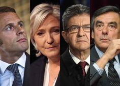 Francia elige hoy a su presidente en primera vuelta