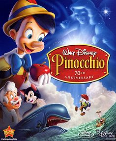 Pinocchio 1940 full Movie HD Free Download DVDrip
