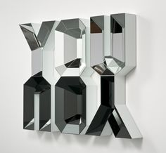 I'LL BE YOUR MIRROR: ART THROUGH THE LOOKING GLASS - miniature exhibition with Doug Aitken, David Altmejd, Carsten Holler + more. http://thesymmetric.com/
