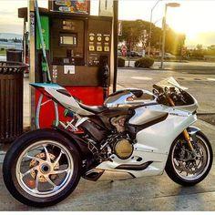 Fuel Up! ⛽📷 @ducatinsta ➖➖➖➖➖➖➖➖➖➖➖➖➖➖➖ #2wheelslovers #Motorcycle #instamotogallery #ducati #bikelife #moto #motogp #sportbike #superbike #instamotorcycle #instamoto #pistonaddictz #bikeswithoutlimits #sportsbikelife #r1 #honda #yamaha #kawasaki #suzuki #mvagusta #cbr600rr #r6 #s1000rr #bikenight #yzf #yamahar1 #rideout #motogp2016 #bikerchick #harleydavidson