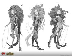 My contribution to the development of Zoe, a champion for League of Legends. Thanks a lot to my wonderful team!
