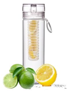 27oz Fruit Infuser Bottle. Great way to drink more water!