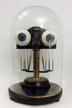 A rare scientific instrument: the ophtalmotrope. | From a unique collection of antique and modern scientific instruments at http://www.1stdibs.com/furniture/more-furniture-collectibles/scientific-instruments/