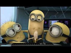 Despicable Me Mini Movie BANANA LOL