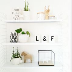Baby Yellow, Floating Shelves, Sweet Home, Nursery, Instagram Posts, Kitchen, House, Home Decor, Shelf