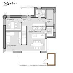 Individualität trifft Funktionalität. Das Romberger Konzepthaus.