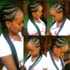 Dope detailing via @teshesworldofhaircreations Read the article here - http://www.blackhairinformation.com/hairstyle-gallery/dope-detailing-via-teshesworldofhaircreations/