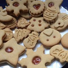 Tejfölös mézes Nutella, Fondant, Cookies, Food, Crack Crackers, Biscuits, Essen, Meals, Cookie Recipes