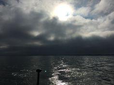 Herbstliches Kielwasser #yachtverstand