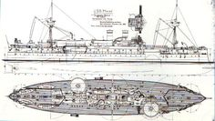Alfa img - Showing > Battleship Plans Drawings