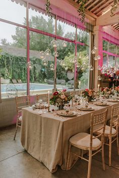 Romantic Countryside Wedding venue in Provence. English Wedding in Provence.  Wedding venue in Provence. Lieu de réception en Provence. Orangerie.  Domaine de Blanche fleur https://www.blanchefleur.com/ photos : http://marinkovic-weddings.com/