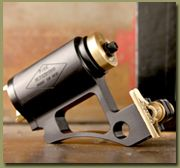 tattoo machines: Mike Pike Reaper Rotary