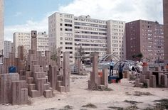 #TBT Timberform Playgrounds, Pruitt-Igoe, St Louis, c. 1961 #ThrowBackThursday #Playscapes http://www.play-scapes.com/play-history/mid-century-modern/tbt-timberform-playgrounds-pruitt-igoe-st-louis-c-1961/?utm_content=bufferd59fc&utm_medium=social&utm_source=pinterest.com&utm_campaign=buffer