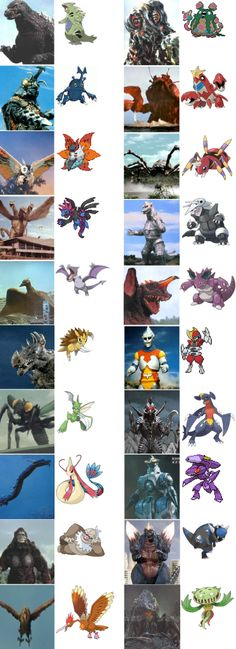 GODZILLA Pokemon: This Photo was uploaded by PsYcHo_WoLfEn.