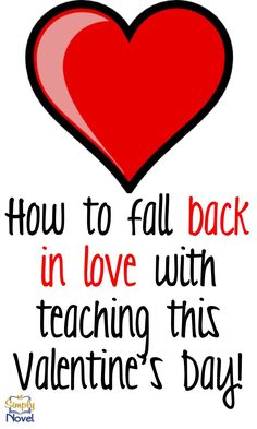 Burned out?  Fresh ideas to make you remember why you love teaching!