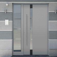 haustüren aluminium | Tischlerei Kanne / Leistungen / Haustüren, Aluminium, Holz, Kunsstoff
