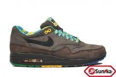 Nike Air Max 1 BHM Black History Month (521299-090)