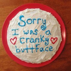 """Learn to say """"sorry"""" to loved ones and friends in a meaningful way. 