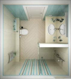 22 Best 4x6 bathroom layouts images | Apartment bathroom ...