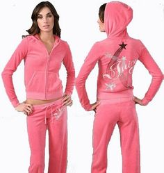 Amp hoodies on pinterest juicy couture suits and sweatpants outfit