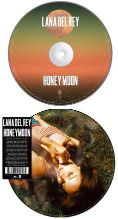 Lana Del Rey #LDR #Honeymoon