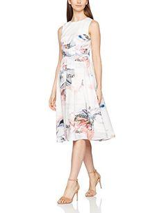 0fb604cc72c5 Little Mistress Women s Pleated Dress  Amazon.co.uk  Clothing