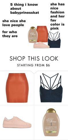 """for my friend"" by inspiredbyart345 ❤ liked on Polyvore featuring River Island, Sweaty Betty, Axel Arigato and Organix"