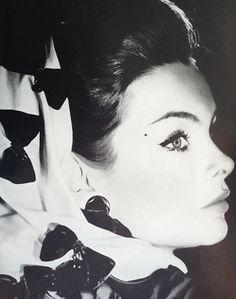 Henry Clarke, Jean Shrimpton, Vogue, October, 1962.  (Thanks to Jane Davis)
