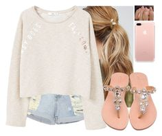 """""""Untitled #5043"""" by hannahmcpherson12 ❤ liked on Polyvore featuring Kitsch and MANGO"""