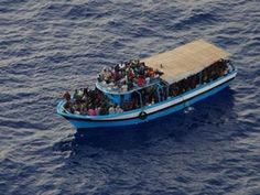 Nearly 700 migrants missing in shipwreck in Mediterranean