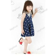 little girls casual dresses - Google Search  Little Girls Fashion ...