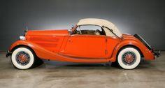 1938 Mercedes-Benz W 142 - 320 Cabriolet A | Classic Driver Market
