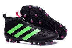 new product 63902 a0196 adidas ACE 16+ PureControl FG-AG (greenblack)