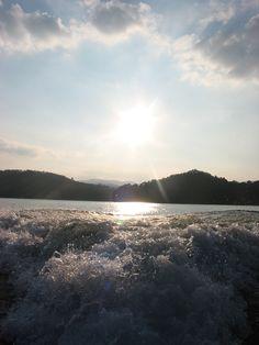 Lake Burton, GA Malibu Sunset