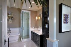 Custom - Traditional - Bathroom - Orange county - by Patterson Construction Corporation