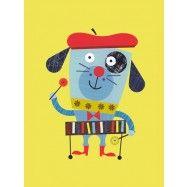 Percussion Puppy - Ellen Giggenbach.