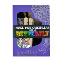 """Rank & Style's Talking Top Tens - Marla Malcolm Beck's Ten Essentials: Seedling """"Make Me A Butterfly Kit"""" #rankandstyle"""
