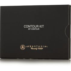 Anastasia Beverly Hills Contour Kit - Light to Medium ($58) ❤ liked on Polyvore featuring beauty products, makeup, face makeup, anastasia beverly hills, neutrals, anastasia beverly hills makeup, bow kit, highlight makeup, palette makeup and highlighting kit